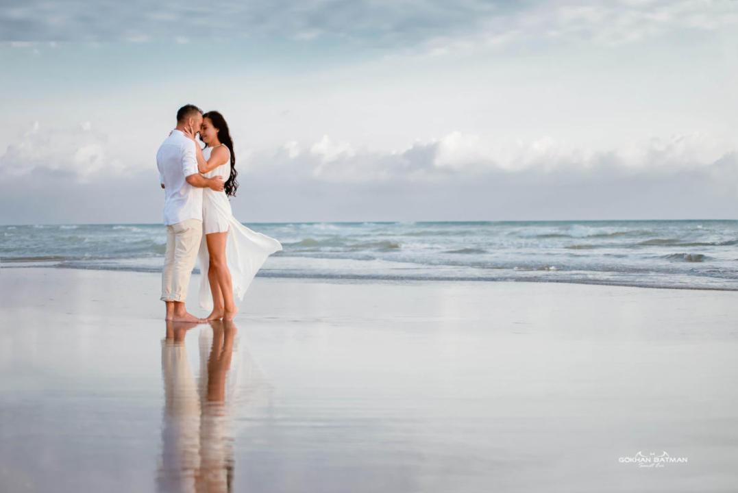 ölüdeniz düğün fotoğrafçısı,evlilik teklifi,sahil